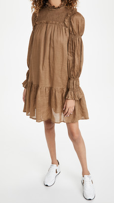 Sea Hattie Ramie Puff Sleeve Tunic