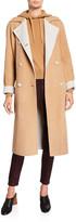 Rag & Bone Rach Reversible Wool Belted Coat