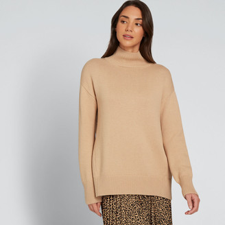 Seed Heritage Easy High Neck Sweater