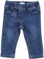 Il Gufo Denim pants - Item 42586409