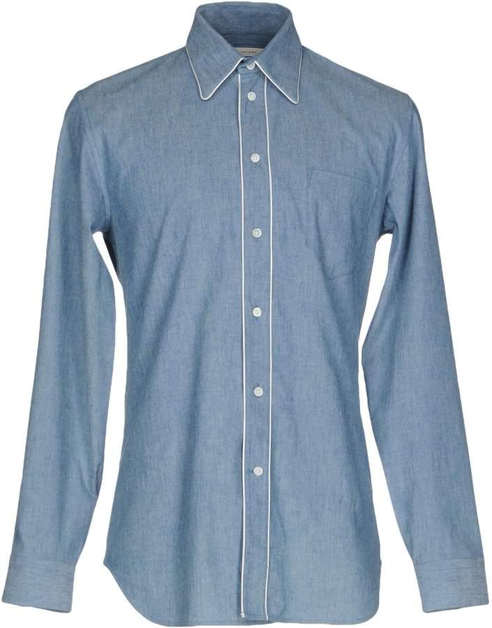Marc Jacobs Denim shirts
