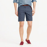 "J.Crew 9"" Short In Floral"