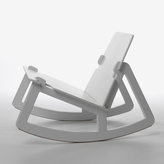 Design House Stockholm Rock Chair - White