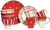 Bed Bath & Beyond Kitchen Red Dinnerware