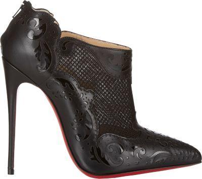 Christian Louboutin Mandolina Ankle Boots