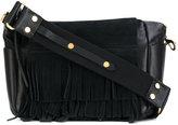 Isabel Marant Beaty shoulder bag - women - Lamb Skin - One Size
