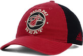 adidas Miami Heat Adjustable Cap