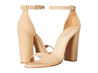 Schutz Enida (Light Wood) High Heels