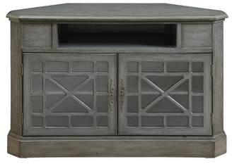 Christopher Knight Home Jacey Two Door Corner Media Cabinet - Grey