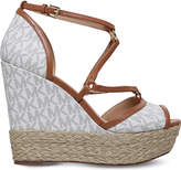 MICHAEL Michael Kors Terri platform wedge sandals