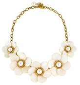 Kate Spade Flower Statement Necklace
