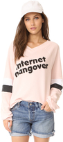 Wildfox Couture Internet Hangover Sweatshirt