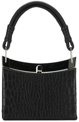 Manning Cartell Australia Crocodile-Embossed Mini Bag