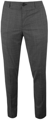 Paul Smith Tailoring Paul Mens Mid Fit Pleated Wool Suit Trousers