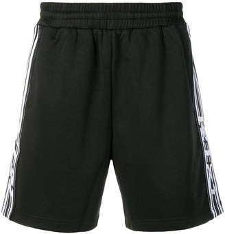 Kokon To Zai Ribbon Stripe Jogging Shorts