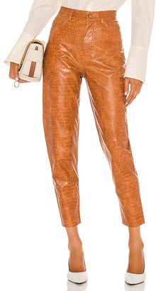 Divine Heritage High Waisted Tapered Leg Pant