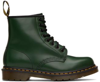 Dr. Martens Green 1460 Boots