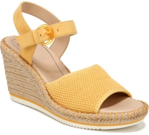 Dr. Scholl's Women's Valet Ankle Strap Dress Sandals Women's Shoes