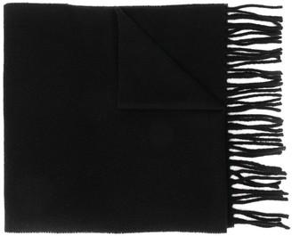 Vivienne Westwood embroidered logo scarf