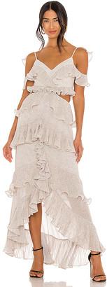 AMUR Elora Dress