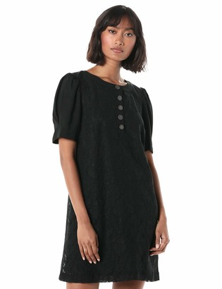Kensie Women's Etched Lace Dress