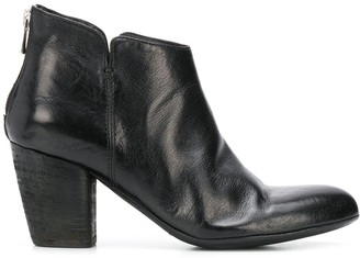 Officine Creative High Heek Ankle Boots