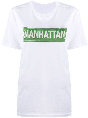Manokhi Manhattan T-shirt