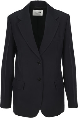 Jil Sander Essential Two Buttons Blazer