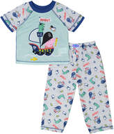 Komar Kids Peppa Pig Pirate Two-Piece Pajama Set - Toddler