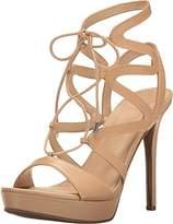 Guess legari studded lace up dress sandals