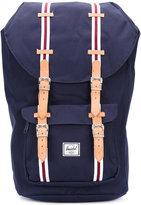 Herschel stripe detail backpack