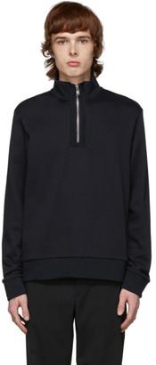 BOSS Navy Sidney Sweater