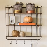 Graham and Green Granville Metal Shelf Unit