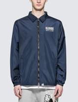 Billionaire Boys Club Zip Coach Jacket