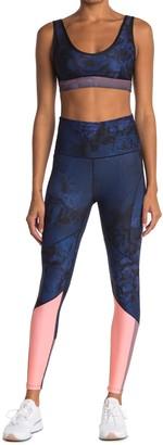 Wear It To Heart Jaxon Printed High Waist Leggings