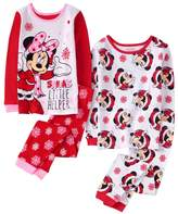 Crazy 8 Minnie Mouse 2-Piece Pajamas 2-Pack