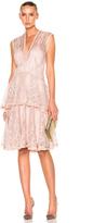 Lover Vine Tier Midi Dress