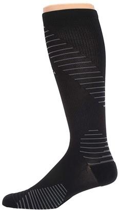 adidas OTC Sock Single (Black/Onix/Silver Reflective) No Show Socks Shoes