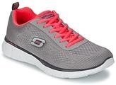 Skechers EQUALIZER Light Grey / Coral