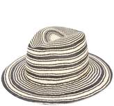 Rag & Bone striped panama hat