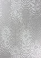 Matthew Williamson Blue Peacock Wallpaper
