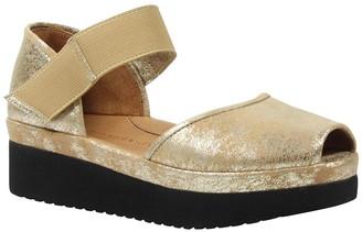 L'Amour des Pieds Amadour Platform Ankle Strap Sandal
