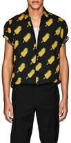 Paul Smith Men's Popsicle-Print Cotton Shirt