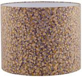 Clarissa Hulse Garland Lamp Shade - Storm/Grape/Mustard - 31x24cm