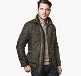 Johnston & Murphy Nylon Four-Pocket Jacket