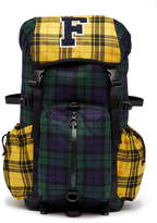 Puma FENTY by Rihanna Plaid Print Hiking Backpack