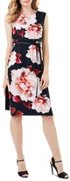 Phase Eight Alma Floral Print Dress