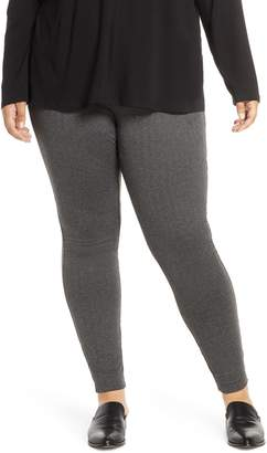 Eileen Fisher Stretch Recycled Polyester Ankle Leggings