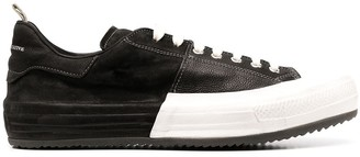 Officine Creative Colour Block Low Sneakers