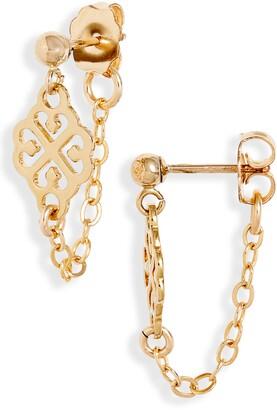 Set & Stones Jackie Chain Link Earrings